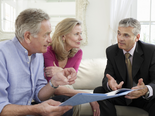 Financial Advisers for Alzheimer's
