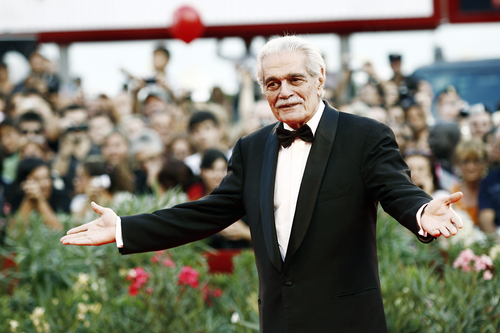 "Omar Sharif, ""Lawrence of Arabia"" Actor Diagnosed With Alzheimer's"