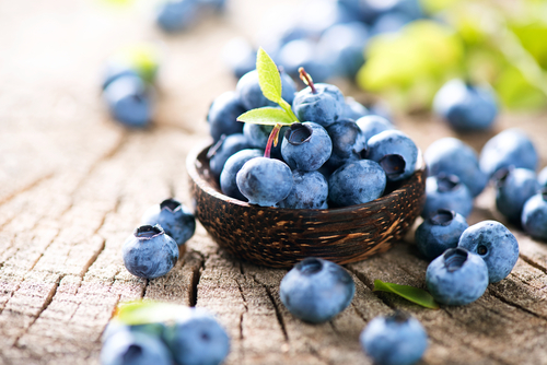 blueberries and cognitive decline