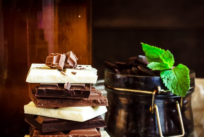 Long-term Moderate Chocolate Consumption Appears to Lower Risk of Cognitive Decline in Older People, Study Reports