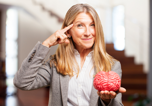 Menopause May Raise Alzheimer's Risk Though Metabolic Changes in Brain, Study Says